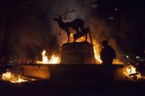 Die Unruhen, die Folgen und was Trump daraus macht