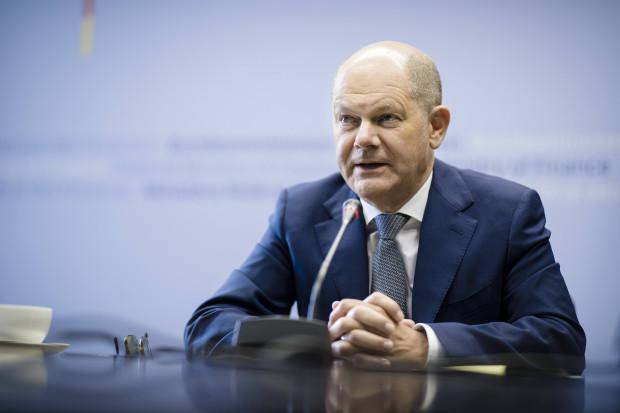 Finanzen - Scholz sieht in gemeinsamen Schulden der EU-Staaten Fortschritt