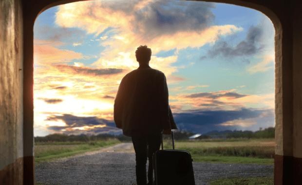 »Ich packe meinen Koffer, und ich nehme mit …«