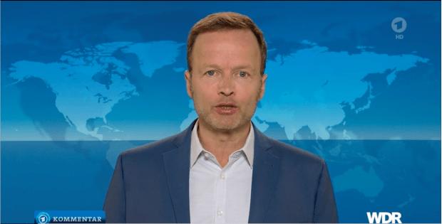 Demonstrationen in Berlin: Monitor-Moderator Georg Restle mit ganz neuen Tönen