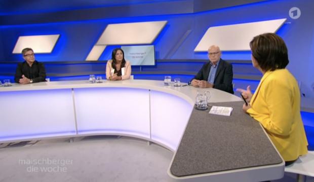 Bei Maischberger: Düzen Tekkal erklärt Demoteilnehmer zu Verfassungsfeinden