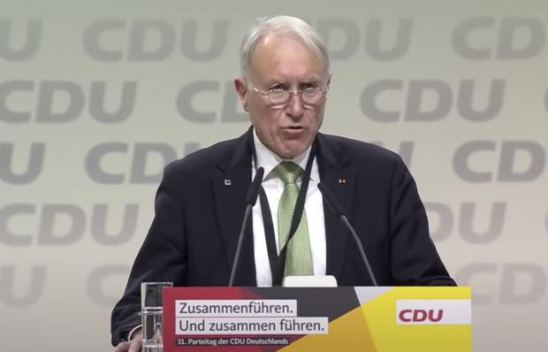 Eugen Abler – Kritische Stimme der CDU-Parteitage