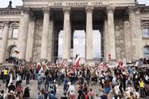"""Zahnarzt aus Aachen: Ich """"stürmte"""" den Reichstag!"""