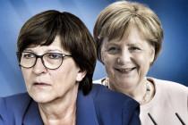Wie Saskia Esken den Sozialismus will und die CDU-Herrschaft absichert