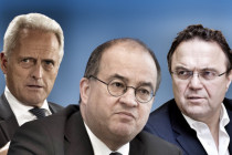 Bundespolitiker verteidigen Arnold Vaatz