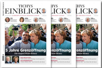 Tichys Einblick 09-2020: Fünf Jahre Grenzöffnung – Die ungeschönte Bilanz