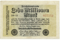 Drei aktuelle Lehren aus der Zeit der Hyperinflation 1923
