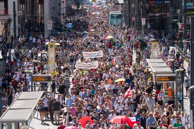 Großdemo Berlin: Wieviele Teilnehmer? Faire Medien?