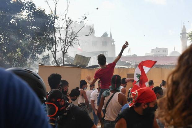 Libanon: Der Zorn gegen Regierung und Hisbollah