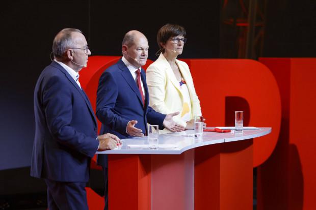 Kein SPD-Politiker wird Kanzler – Kanzlerkandidaten sind BürgerFake