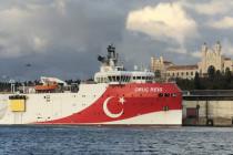 Mittelmeer: Krimi um die Oruc Reis