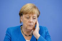Merkel offenbart ihre Vorstellungen vom neuen Deutschland