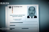 Auswärtiges Amt umging Asylrecht für syrischen Folterchef