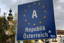 Beinahekatastrophe durch Schlepper in Österreich