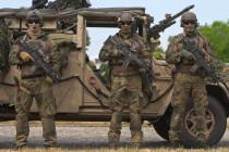 Auf das neue Sturmgewehr wird die Bundeswehr lange warten