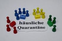 Ein Bericht von der Quarantäne-Front