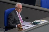 Bundestags-Vizepräsident Wolfgang Kubicki über Medien und wem was erlaubt ist