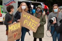 Moria: Die Deutschen überbieten sich gegenseitig – Europa hält die Füße still