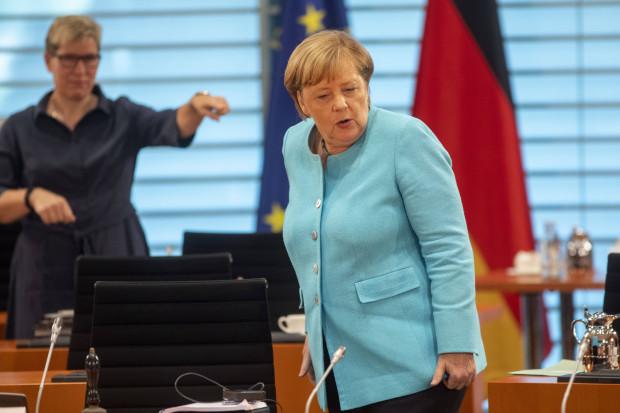 """Merkel tut es wieder: """"Das Prinzip der Abschreckung hat zu nichts Gutem geführt"""""""