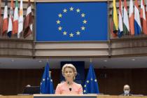 Ursula von der Leyen will die Zukunft für alle Europäer gestalten