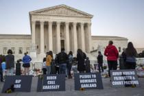 Nach Ginsburgs Tod: Das Rennen um den US-Supreme-Court ist eröffnet