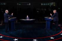 Biden gegen Trump: Insgesamt eher ein Aufwärmen