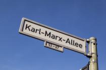 Der Antisemit Marx soll aus dem Stadtbild verschwinden