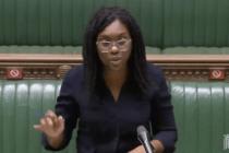 Britische Staatssekretärin Badenoch: »Diese Regierung lehnt die kritische Rassentheorie eindeutig ab«