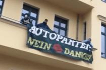 Ende Gelände und FFF besetzen Parteizentrale der Grünen