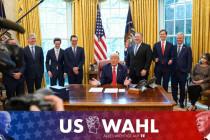 Die beachtenswerte außenpolitische Bilanz der Trump-Administration