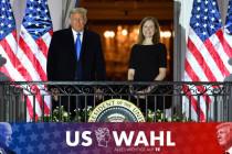 Trump setzt sich durch: konservative Kandidatin für Oberstes Gericht endgültig bestätigt
