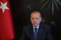 Erdogan ist der Anführer der islamistischen Bewegung