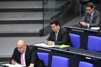 Bundestag – kein Ort des guten Benehmens