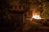 """Feuer an """"Liebig 34"""" – Polizei geht von vorsätzlicher Brandlegung aus"""