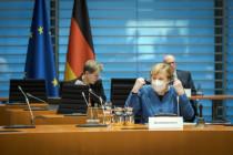 Merkels Wunschliste: Kontaktsperre für alle, die nicht für andere arbeiten müssen