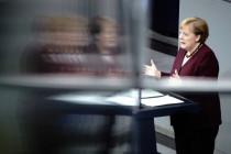 Merkel im Bundestag: Einschüchterung und Angstmache statt Konzepten