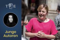 Katharina Schulze, stolze Quotenfrau