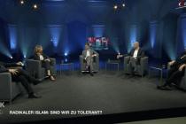 Talk im Hangar-7: Der Islam als politische Gefahr und Lebenskonzept