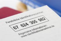 Der gläserne Bürger: Identifikationsnummer für jedermann kommt