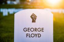 George Floyd-Ausstellung in Holocaust-Gedenkstätte