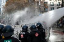 Frankfurter Querdenker-Demo: Antifa setzt sich durch