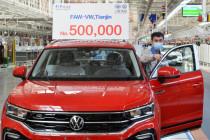 China rettet die Welt-Automobilkonjunktur