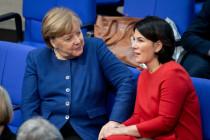 Laschet – Söder x Baerbock : Landtagswahl Sachsen-Anhalt = Merkel-Baerbock 2022