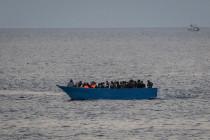Türkische Schlepper drängen ins Ionische Meer