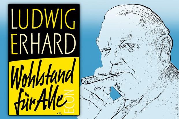 Ludwig Erhard – Der Exot im Kanzleramt