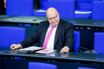 Altmaier will Stromverbrauch rationieren