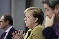 Verlängerung beschlossen, Verschärfung offen, Merkel unbeirrt