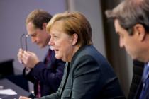 Merkel – Kanzlerin in ihren Labyrinthen
