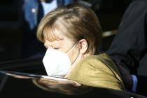 Angela Merkel: Aufbrausen in der Dämmerung ihrer Kanzlerschaft