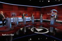 Hart aber Fair: Annalena im Wettbewerb um die üblere Fake-News gegen Trump
